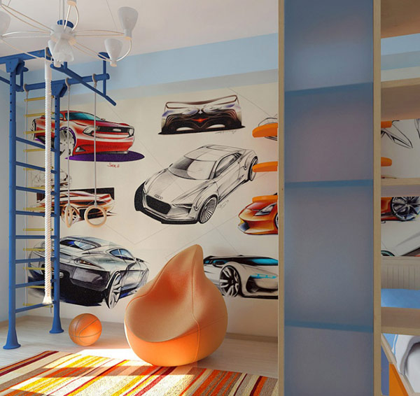 Gorgeous Bedroom Ideas For Teenagers