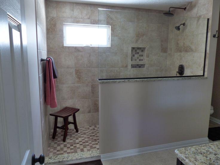 The Benefits Of Walk In Showers No Doors Installations