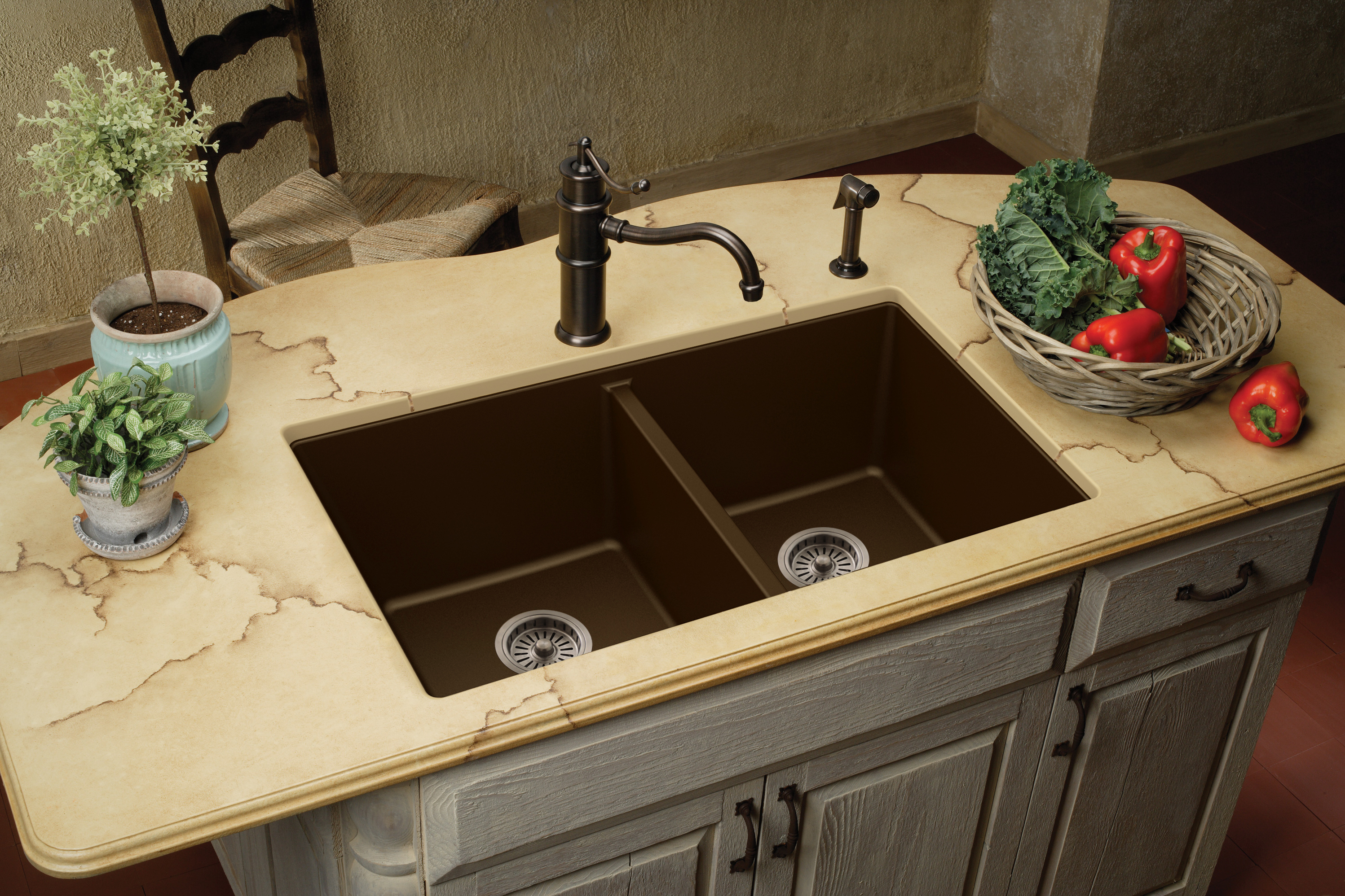 The Best Material For Kitchen Sinks