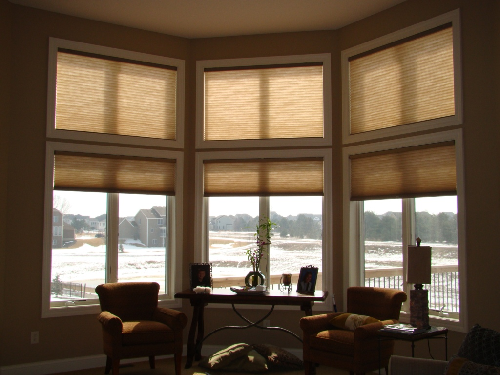 Brown Dining Room 4 Styles Of Window Coverings For Large Windows Homesfeed