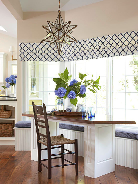 The Ideas Of Window Coverings For Bay Windows Homesfeed