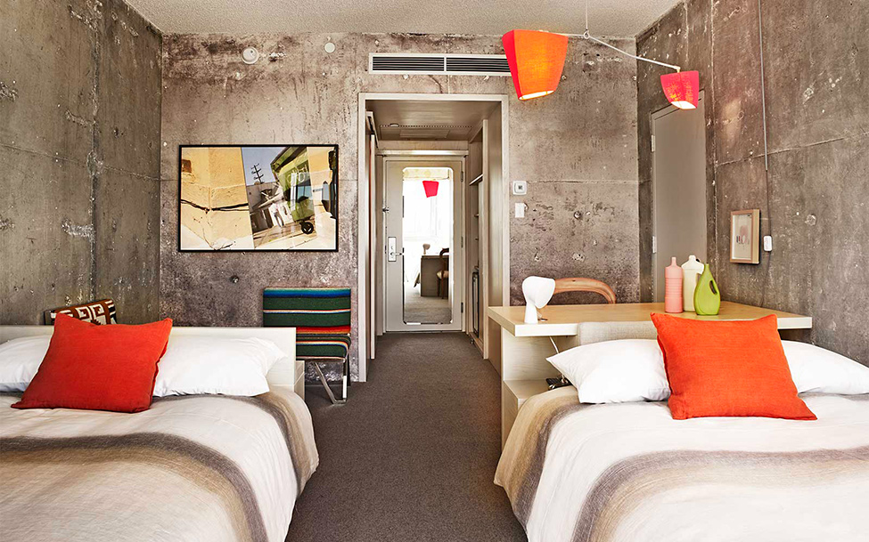 Special Overnight Stay With Raw Design Of The Line Hotel