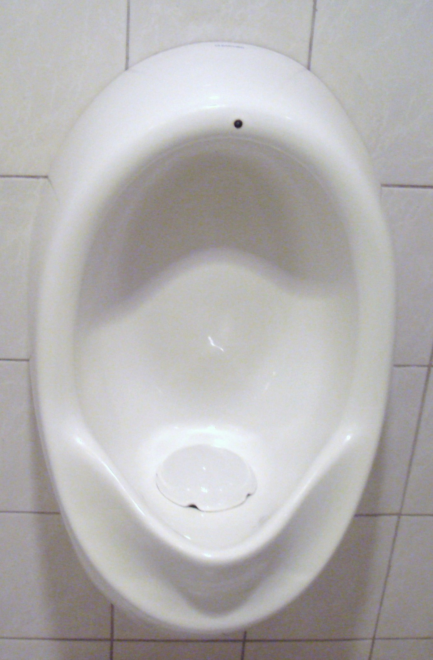 Residential Urinal With Waterless Feature A Solution To