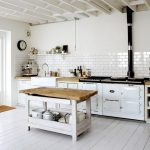 white subway tiles kitchen wall sweet white cabinets hardwood preparing table hardwood kitchen countertop  modern electric kitchen appliance shelving units for kitchen properties white wood flooring