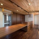 wonderful japanese house for kitchen with hardwooden raw material and interesting clean line of kitchen supllies with traditional touch