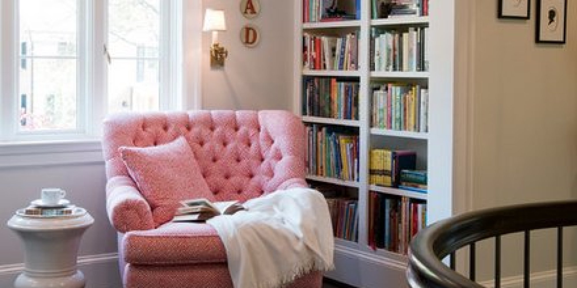 4 Important Things To Design A Reading Nook - HomesFeed