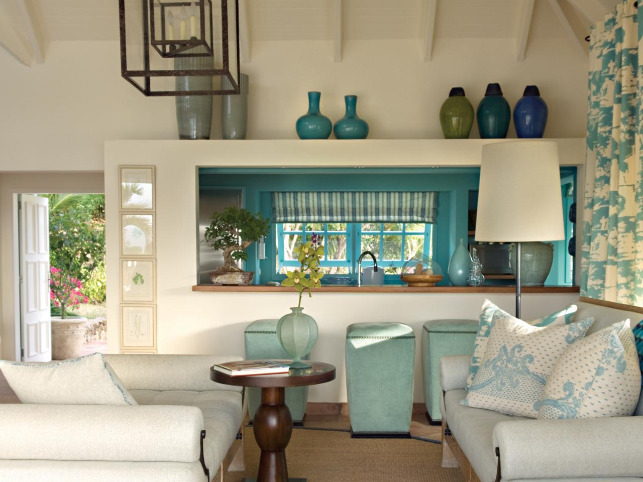 Delightful Alfresco Dining With Kitchen Pass Through