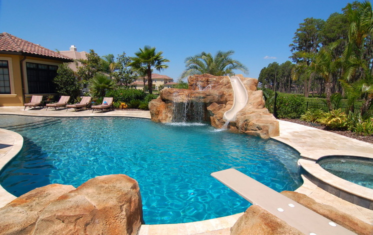 Make your swimming pool more attractive homesfeed - White oak swimming pool opening times ...