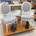 TJ Maxx classic dining chairs