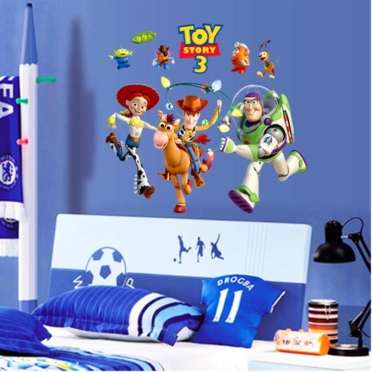 Toy Story Bedroom Decor For Kids Homesfeed