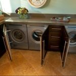 adorable-cool-nice-fantastic-nice-cool-washer-and-dryer-cabinet-with-washer-and-dryer-hidden-behind-cabinet-with-wooden-floor-design