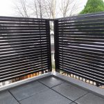 adorable cool wonderful nice fantastic horizontal deck railing with aluminum slat deck railing concept design with black accent design