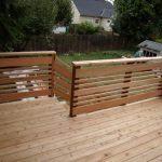attractive nice adorable cool amazing wonderful horizontal deck railing with with wooden flooring design and nice wooden deck