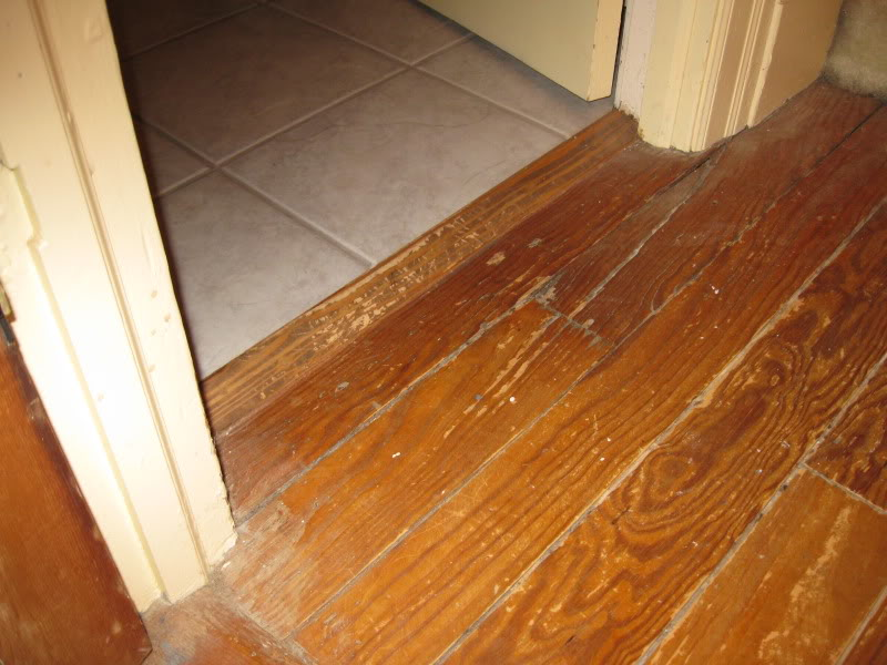Transition Wood Floor To Tile Ideas: Wonderful And Creative Design Of Tile Wood Floor