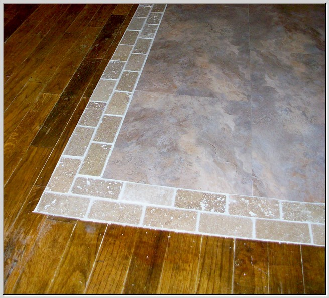 Tile to Wood Floor Transition Ideas – HomesFeed