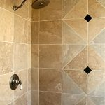 ceramic tiles look like marble for shower wall planted-shower head fixture