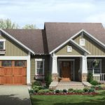 cool amazing nice wonderful fantastic awesome craftsman style house with mdoern wooden concept wall and has single car garage