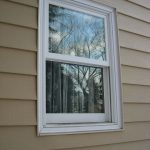 creative nice adorable cute fantastic nice outdoor window trim with small wooden frame design in white accent design and glass window