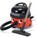 creative nice wonderful typical nice adorable fantastic vacuum cleaner produce by henry with red human hed shaped design