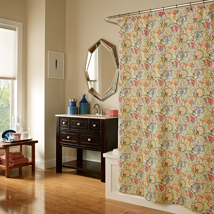 bed bath and beyond shower curtains: offer great look and