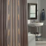 dark elegant shower curtain mini dark fury carpet sink and faucet cart with a decorative mirror with wood craftsmen frame