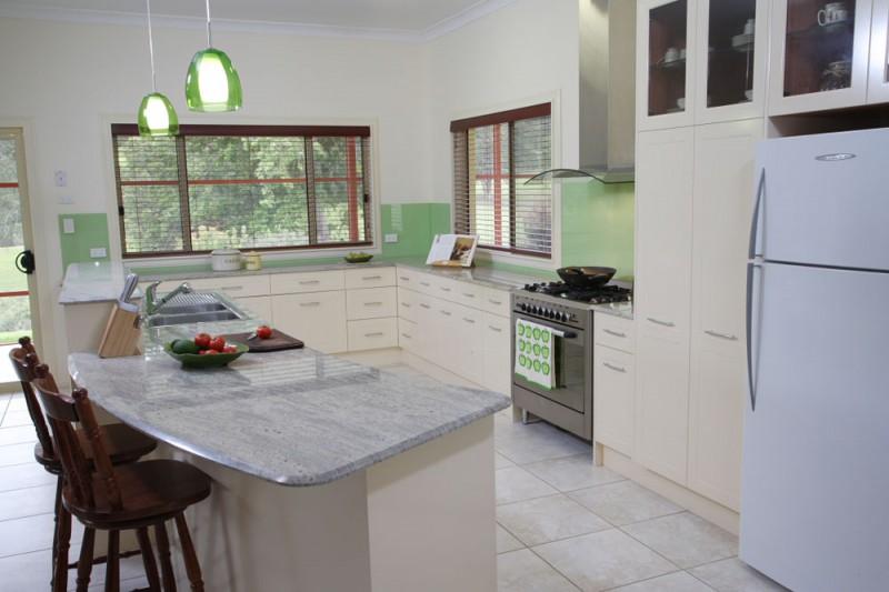 Cashmere White Granite For Countertop And Kitchen Island