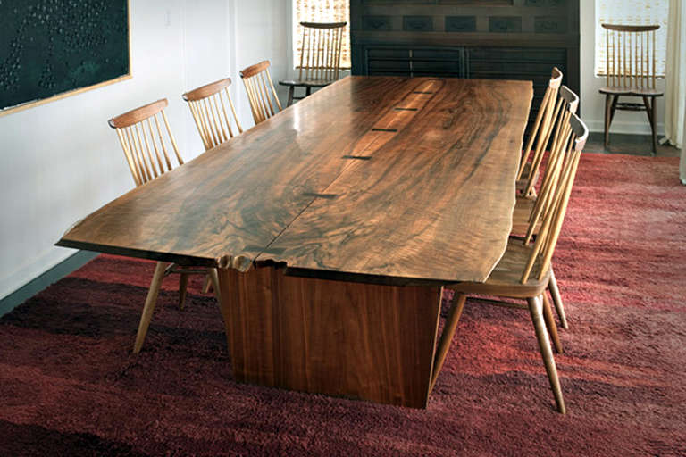 Large Kitchen Table Rustic