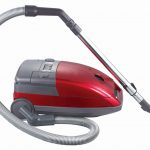 made in china adorable cool wonderful fantastic nice vacuum cleaner with classic old design with red accent adn simple pipe