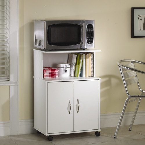 Microwave Cart Ikea Make It As A House For Your Microwave
