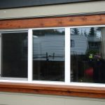 nice cool amazing wonderful nice adorable outdoor window trim with three window concept design and has wooden frame concept