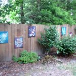 nice simple easy diy cool outdoor fence decoration with with wooden fence concept and has photograph decoration for classic fence concept