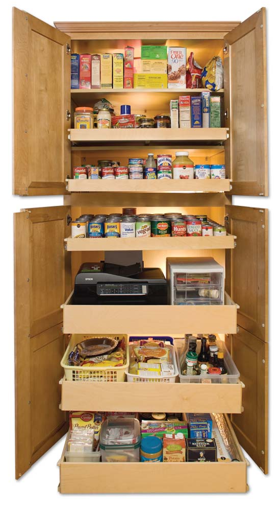 kitchen cabinets pull out ikea pull out pantry and slide out pantry which one do 6336