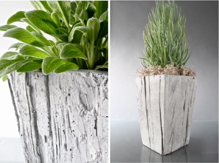 Concrete Planter Box Designs Homesfeed