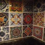Some Kinds Of Spanish Pattern Tiles