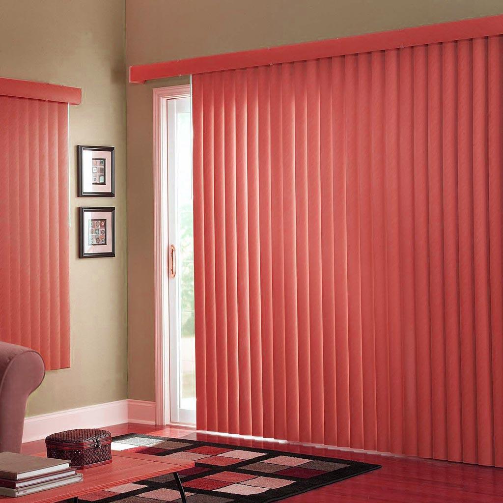 Hang Blinds Outside Window Frame: Window Treatment For Sliding Glass Door