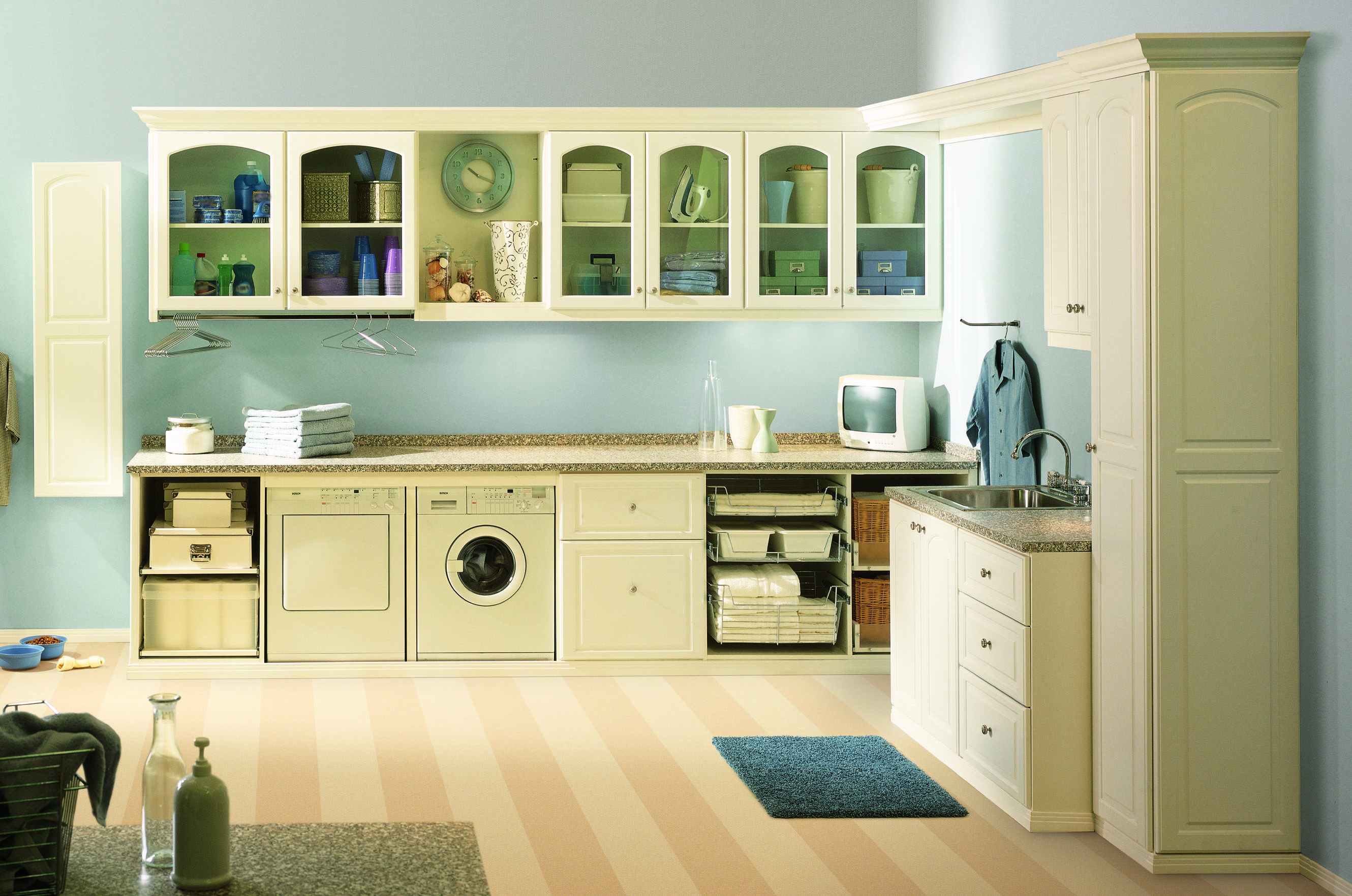 Washer And Dryer Cabinets Models Homesfeed