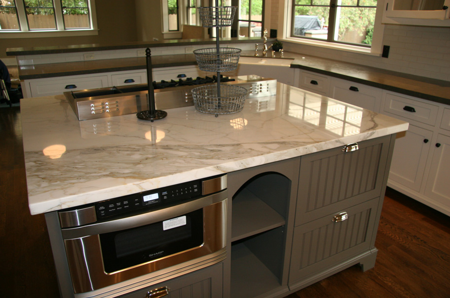 Marble Countertop Offers Extra Luxury But Affordable