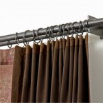 wonderful-nice-cool-modern-curtain-rods-idea-with-big-ring-concept-made-of-iron-and-has-nice-brown-curtain-for-big-window-728x520