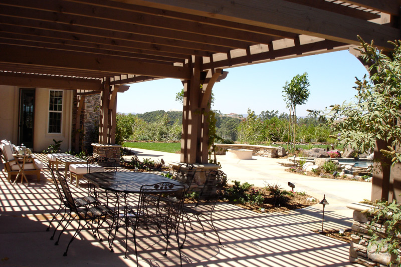 Wooden Patio Covers Give High Aesthetic Value And Best Protection For Patio Homesfeed