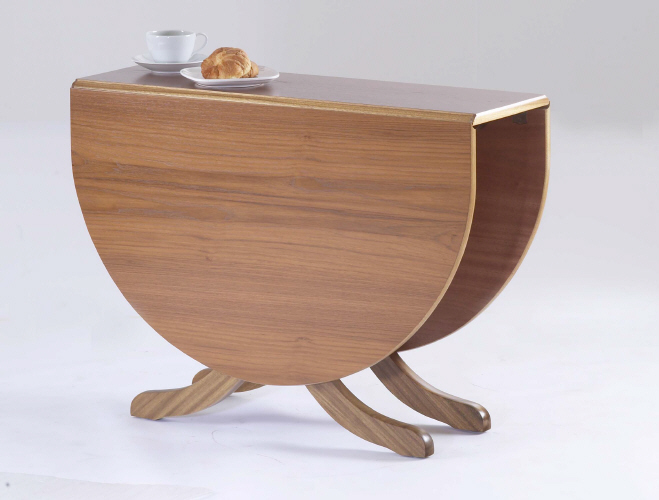 Adorable Nice Attractive Cool Drop Leaf Dining Table