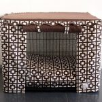 awesome-cool-amazing-unique-typical-designer-dog-crate-with-concept-and-nice-white-lack-decoration-with-small-soft-clothlattice-728x546