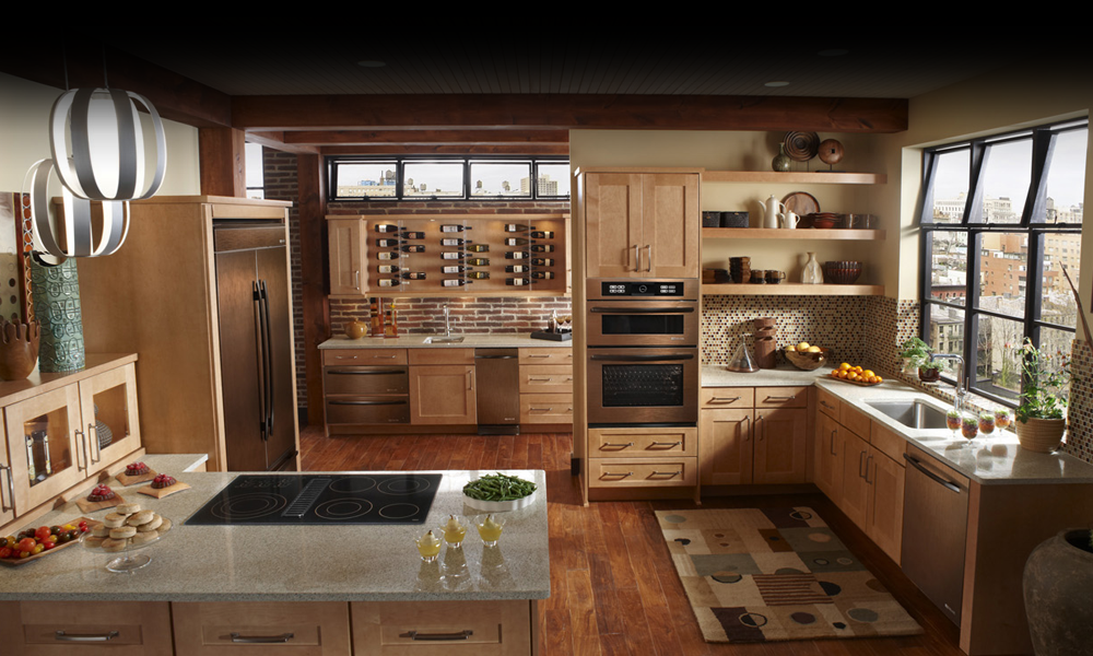 Oil Rubbed Bronze Appliances Most Stylish Kitchen