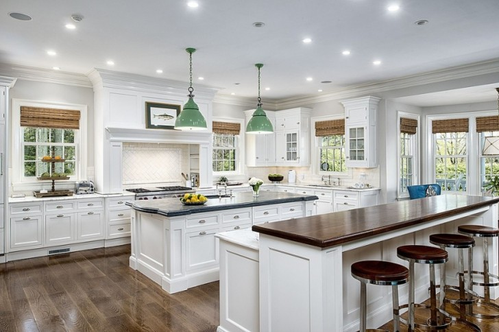 nice white kitchen cabinets adorable design of kitchen island with bar seating homesfeed 23783