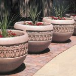 nice-cool-adorable-quality-perfect-classic-concrete-planter-boxes-with-many-round-shape-great-desing-concept-for-nice-beautiful-flower-box-728x438