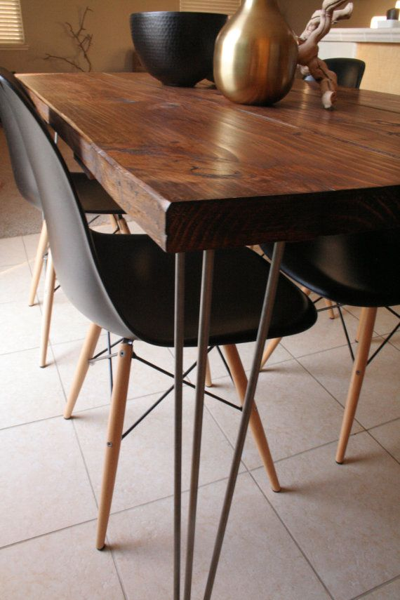 Creative Design Of Hairpin Legs Coffee Table For Any Rooms