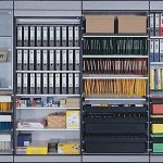 simple-nice-cool-large-adorable-File-Storage-with-bookshelf-concept-made-of-modern-material-with-colorful-design-with-many-files