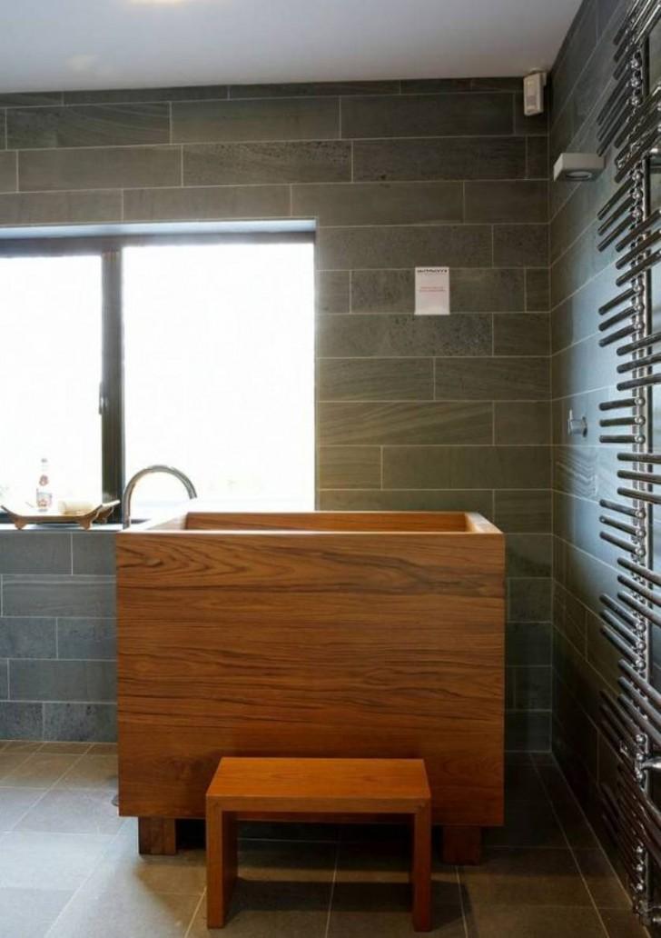 Modern And Classic Design Of Japanese Soaking Tub Homesfeed