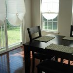 unique window drapes for sliding glass door a dining furniture set in black finish