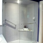 wonderful-cool-nice-adorable-great-built-in-shower-with-small-built-in-shower-seating-design-concept-with-small-wal-tiles-design-adn-glass-door