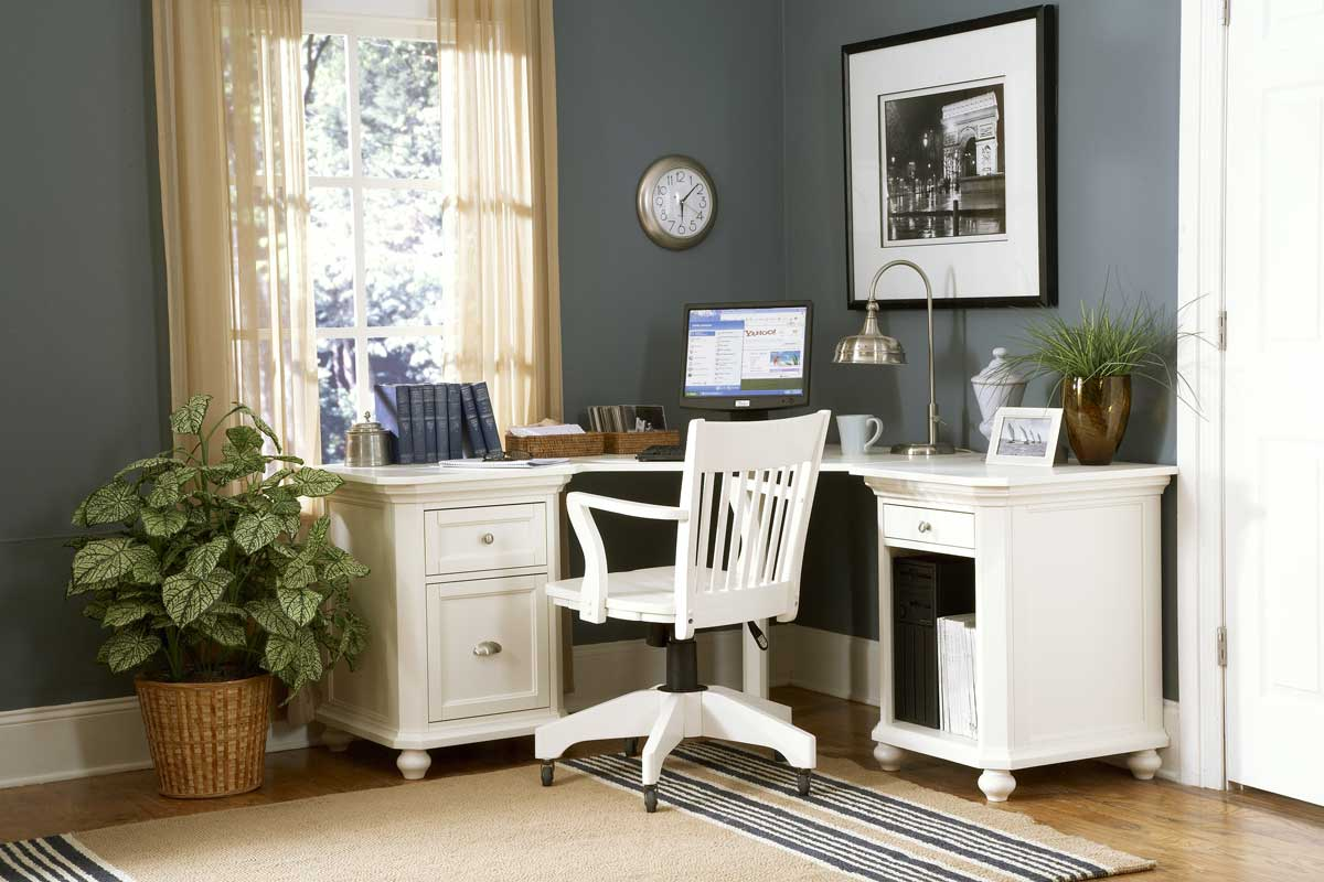 Cheap Corner Desks: Budget Friendly and Room Beautifier - HomesFeed